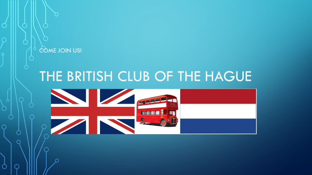 Come Join Us BCH The Hague